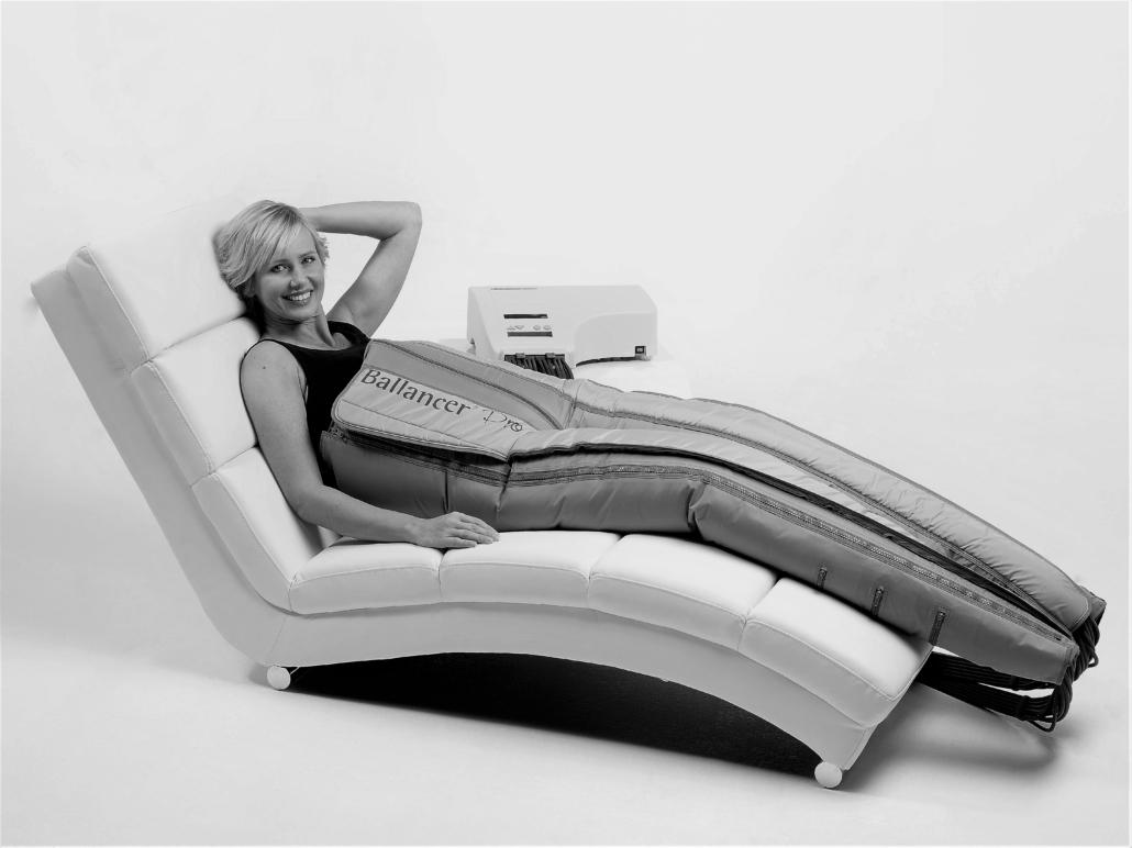 Lymphmassage mit dem Ballancer