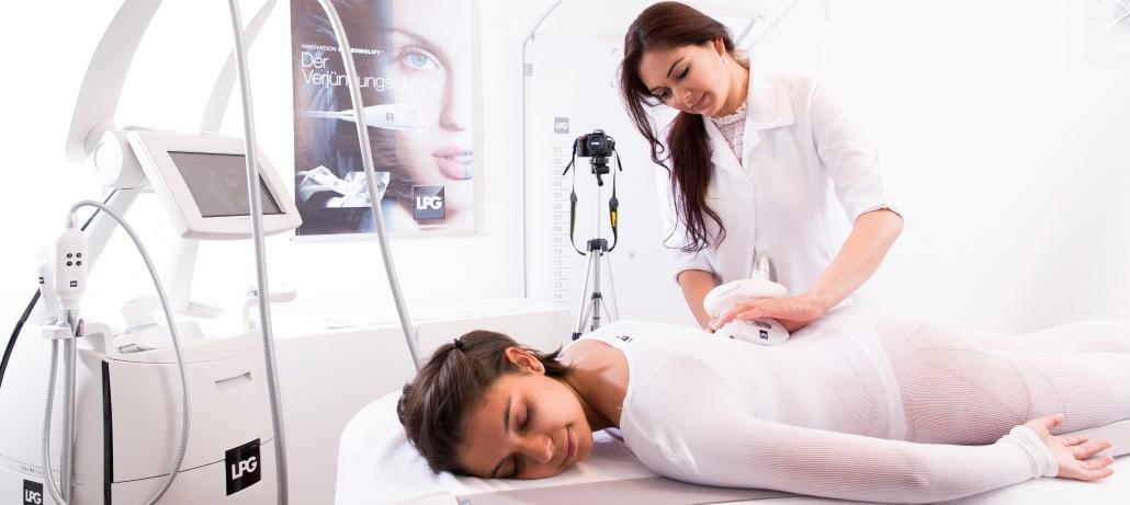 Cellulite-Behandlung mit Endermologie in Bern